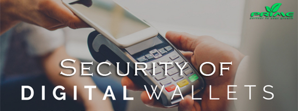 security of e-wallet